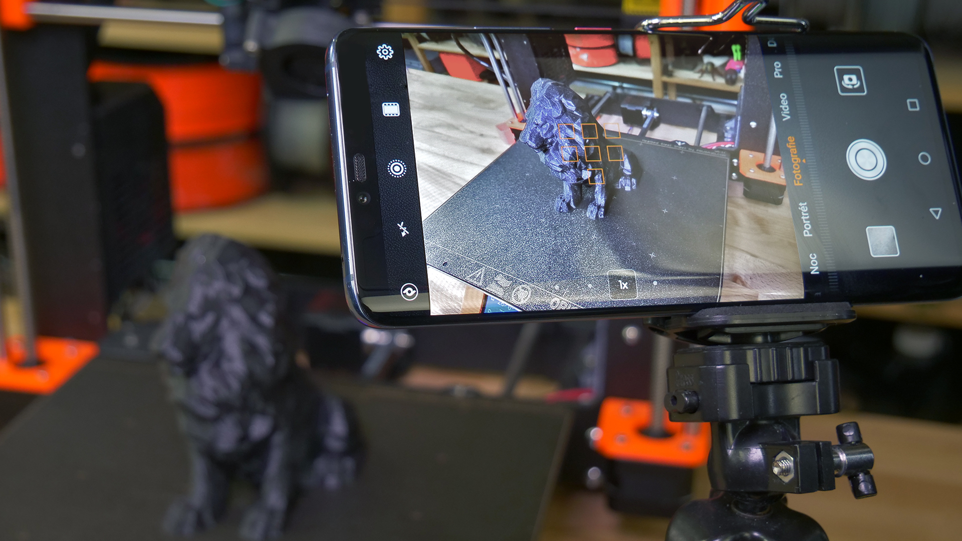 How to make 3D print time lapses with your smartphone camera | 3D-Prints